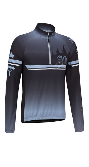Gonso Trade - Maillot manches longues Homme - bleu